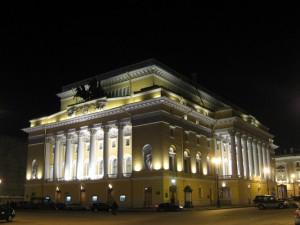 В Санкт-Петербурге торжественно открыли Год литературы