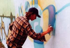 В Москве появятся граффити в честь Года литературы