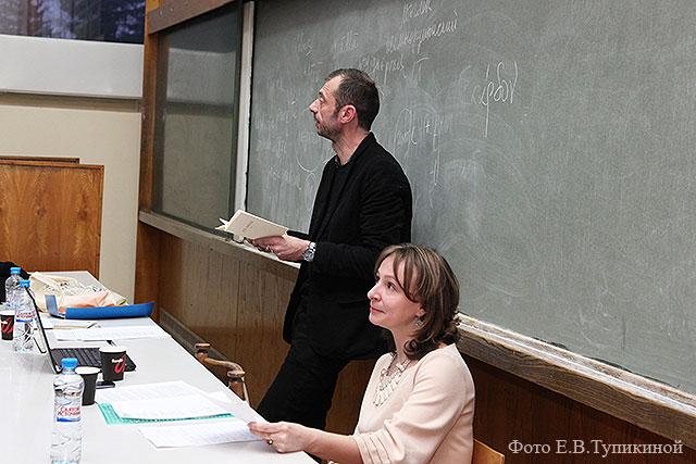 Кристоф Манон и Екатерина Белавина