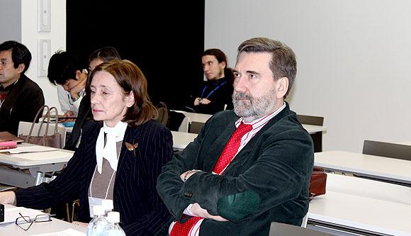 профессор филологического факультета М.М. Голубков выступил на Третьем русско-японском форуме социальных и гуманитарных наук