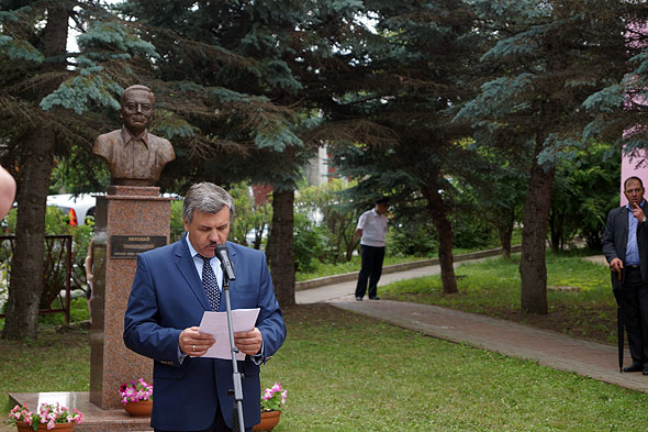 Евгений Мальцев, глава администрации Тарусского муниципального района